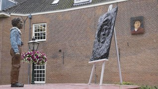 FOTO: Mengenang Seniman Rembrandt di Kota Kelahirannya