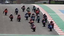 Klasemen MotoGP 2021 Usai Quartararo Juara GP Portugal