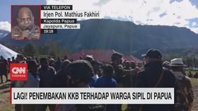 VIDEO: Lagi! Penembakan KKB Terhadap Warga Sipil di Papua