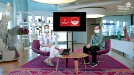 Telkom Dukung Kedaulatan Digital Indonesia di Hannover Messe