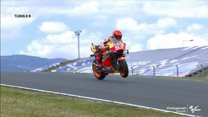 VIDEO: Insiden Marquez vs Mir di Kualifikasi MotoGP Portugal