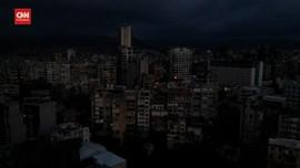 VIDEO: Beirut Gelap Gulita Akibat Krisis Ekonomi
