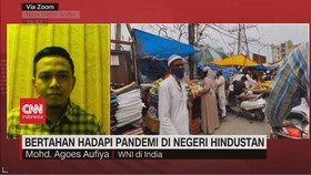 VIDEO: Vaksinasi WNI di India Ditanggung Pemerintah India