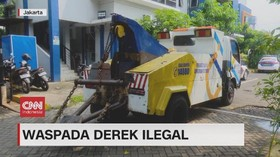 VIDEO: Waspada Derek Ilegal