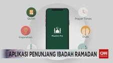 VIDEO: Aplikasi Penunjang Ibadah Ramadan