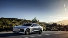 Audi Pamerkan A6 E-Tron, Sedan Listrik dengan Bokong Bulat