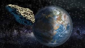 Asteroid Perlu Dideteksi Posisinya Cegah Malapetaka Bumi