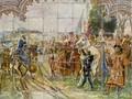 Keruntuhan Islam Andalusia dan Tangis Sultan Granada