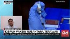 VIDEO: Kisruh Vaksin Nusantara Terawan