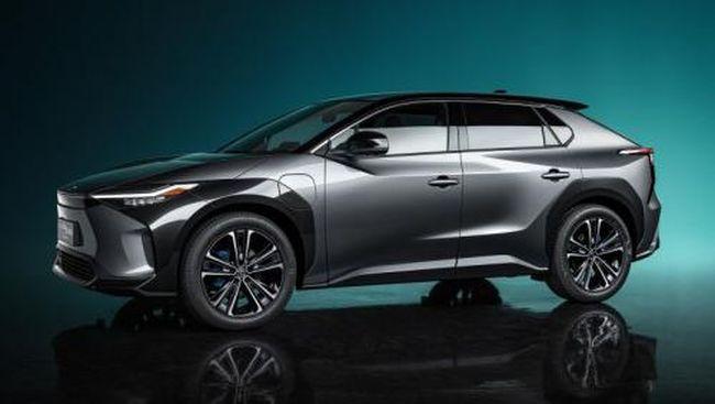 Konsep mobil listrik bZ4X rencananya akan diproduksi pada 2022, hanya di Jepang dan China.