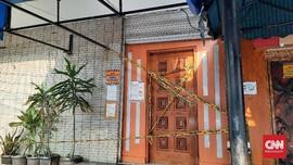 Satpol PP Tutup Kafe Lokasi Pengeroyokan Anggota Brimob