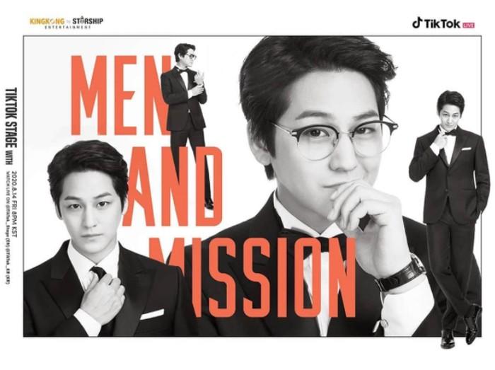 Saat ini, Kim Bum tergabung dengan agensi Kingkong by Starship, bersama Lee Dongwook, Song Seung Heon, Yoo Yeon Seok, dan Lee Kwang Soo / foto: instagram.com/kkbyss