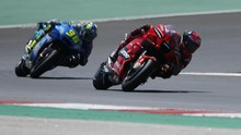 Rossi Sebut Bagnaia Harus Diwaspadai di MotoGP 2021
