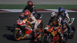 Marquez Bawa Strategi Portugal ke MotoGP Spanyol