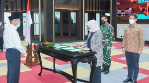 BPOM-TNI AD Teken MoU, Vaksin Nusantara Hanya Penelitian