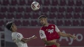 Persija Jakarta lolos ke final Piala Menpora 2021 setelah menang atas PSM Makassar lewat drama adu penalti.