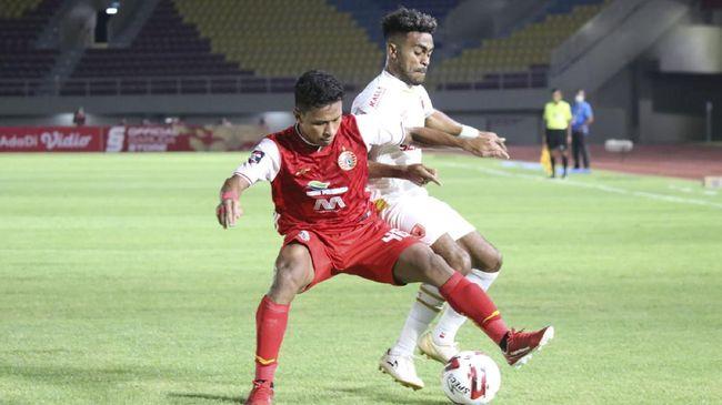 Final Piala Menpora 2021 yang menjadi turnamen pramusim mempertemukan Persija Jakarta vs Persib Bandung.