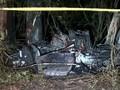 VIDEO: Tesla Model S Kecelakaan, Tabrak Pohon Hingga Terbakar