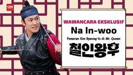 VIDEO: Cerita Na In-woo di Balik Peran Byeong-in 'Mr. Queen'