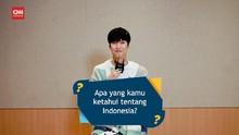 VIDEO: Intim Bersama Na In-woo, Liburan Sendiri ke Indonesia