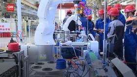 VIDEO: Sanggup Tekan Covid-19, Ekonomi Tiongkok Melesat 18,3