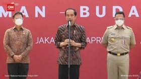VIDEO: Jokowi Ingatkan Masyarakat Jangan Sepelekan Covid-19