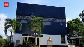 VIDEO: Mengintip Eksotisme Masjid Menyerupai Ka'bah