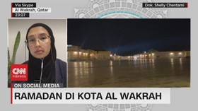 VIDEO: Ramadan di Kota Al Wakrah