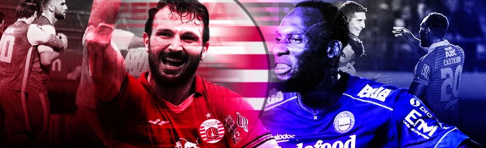 Persija vs Persib di Final Piala Menpora