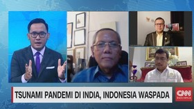 VIDEO: Tsunami Pandemi di India, Indonesia Waspada