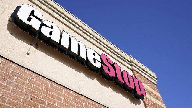 Saham GameStop melonjak 6,3 persen pada awal pekan ini merespons kabar mundurnya George Sherman dari kursi CEO perusahaan.