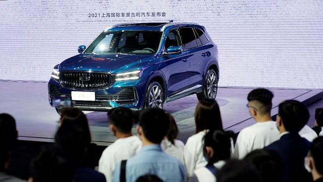 Shanghai Auto Show digelar mulai 19 - 28 April 2021, pameran ini menjadi harapan perbaikan industri otomotif lokal usai dihantam pandemi Covid-19.