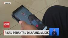 VIDEO: Risau Perantau Dilarang Mudik