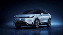 Mobil Listrik Honda HR-V Diduga Lahir di China