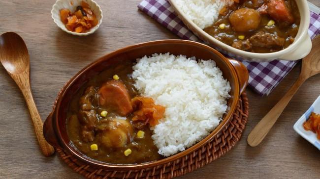Resep Praktis Sahur: Nasi Kari Ayam ala Jepang