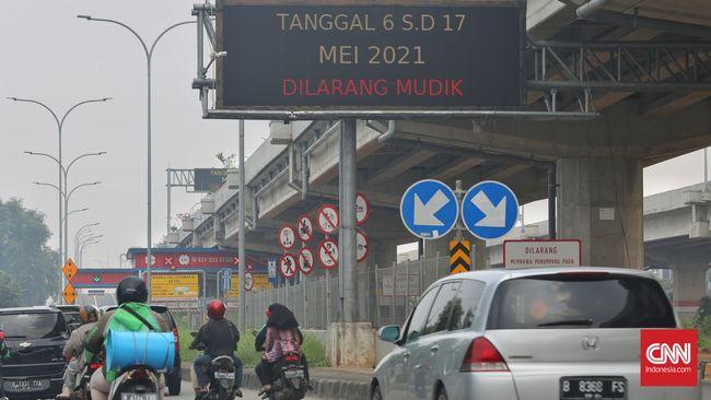 Pemberlakuan jam malam untuk zona merah di DKI Jakarta dan prediksi jumlah pemudik meskipun ada larangan mewarnai pemberitaan hari ini.