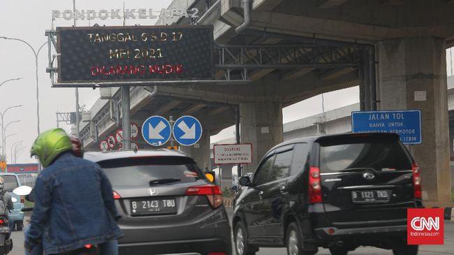 PT Jasa Marga (Persero) Tbk memprediksi sebanyak 109.327 kendaraan bakal meninggalkan Jabotabek pada puncak arus mudik 11 Mei 2021 mendatang.