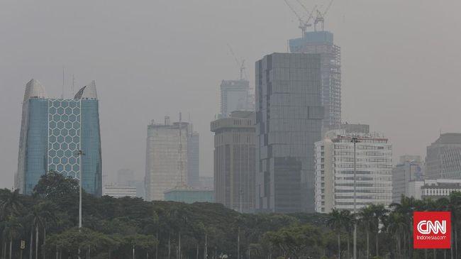 Kualitas udara di Jakarta kembali memburuk seiring volume kendaraan meningkat. Jakarta di urutan ke-6 kualitas udara terburuk di dunia.