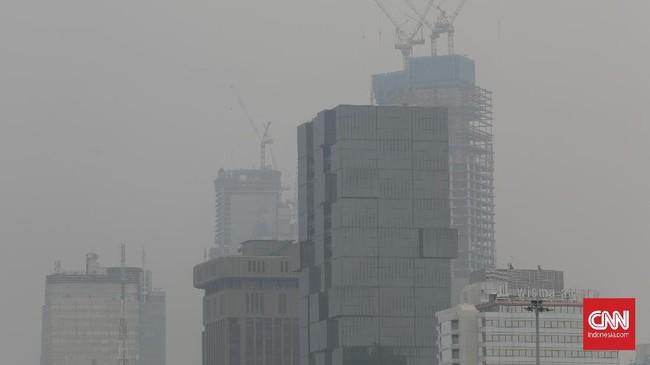 Jakarta, Kota Paling Rentan Bahaya Lingkungan di Dunia