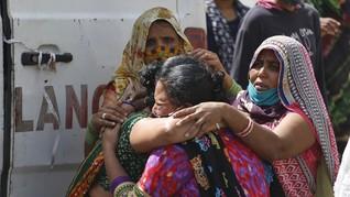 China Nyatakan Siap Bantu India Lawan Badai Corona