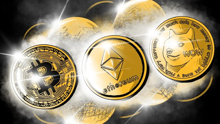 Infografis/Jangan Asal Beli, kenali Dulu 3 Mata Uang Kripto yang sedang Booming/Aristya Rahadian