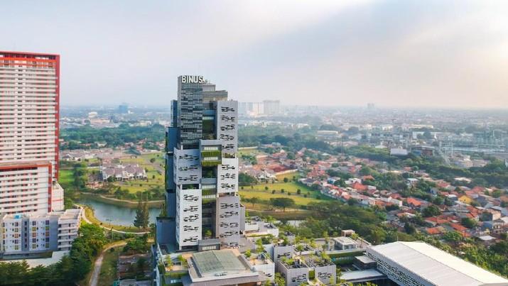 Kampus BINUS Resmi Hadir untuk Melengkapi Ekosistem Digital di BSD City