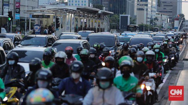Wakil Gubernur DKI Jakarta Ahmad Riza Patria mengakui saat ini ada peningkatan intensitas kepadatan lalu lintas di ibu kota.