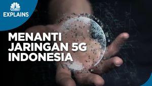 Menanti Jaringan 5G RI
