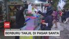 VIDEO: Berburu Takjil di Pasar Santa