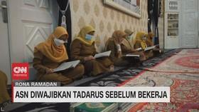 VIDEO: ASN di Purwakarta Diwajibkan Tadarus Sebelum Bekerja
