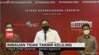 VIDEO: Menteri Agama Imbau Warga Tidak Takbir Keliling