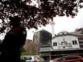 FOTO: Waspada Usai Penusukan di Masjid Albania