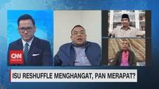 VIDEO: Isu Reshuffle Menghangat, PAN Merapat?