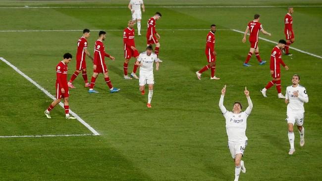 Klasemen Liga Inggris: Liverpool Masih di Luar 4 Besar